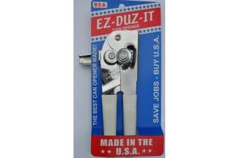 (White) - EZ-DUZ-IT Can Opener, White