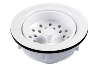 JR Products 95275 White Large Strainer