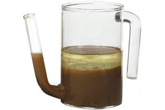 (1, Clear) - Norpro 2-Cup Glass Gravy Sauce Stock Soup Fat Grease Separator - Dishwasher Safe