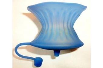 Silicone Citrus Squeezer Blue 2 Piece