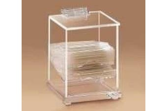 Clear Wrapped Toothpick Dispenser 4 1/2 x 8.9cm x 13.3cm