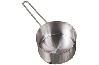 American Metalcraft MCW175 1-3/4-Cup Stainless Steel Measuring Cup with Wire Loop Handle