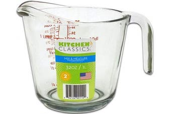 32 Oz Measuring Cup, by Kitchen Classics