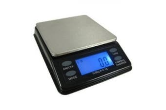 US-MINIBENCH by US Balance 1000 x 0.1 gramme Digital Pocket Scale
