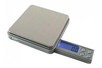 American Weigh Silver Blade V2 Digital Pocket Scale, 400 by 0.1 G