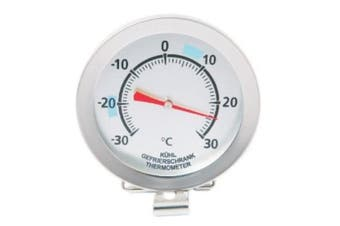 Sunartis 1-4009 T720DL Refrigerator and Freezer Thermometer with Specification of the Optimum Temperature Range