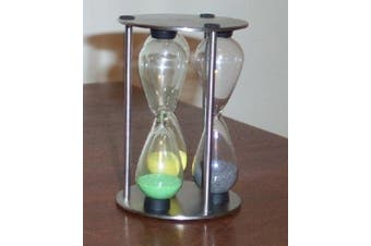 G & H Tea Services Thames Oasis Perfect 3-4-5-Minute Sand Timer