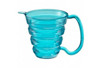 Ableware 745740000 Translucent Blue Ergo Mug, 280ml Capacity