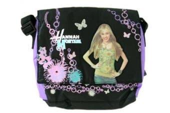 Disney Hannah Montana Messenger Bag - Fashionable Lunch Bag