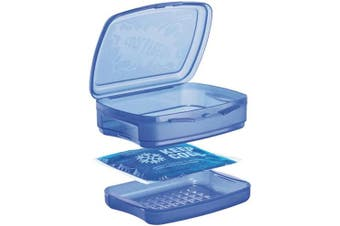 Lunch Box, Enjoy Lunch Cool and Fresh By Rotho