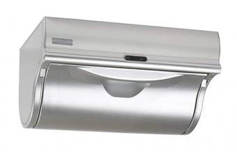 (Silver) - Innovia WB2-159S Automatic Paper Towel Dispenser, Silver
