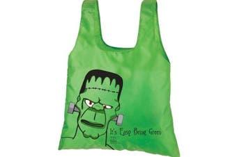 ChicoBag Halloween Trick or Treat Bags~Pale Green Frankenstein
