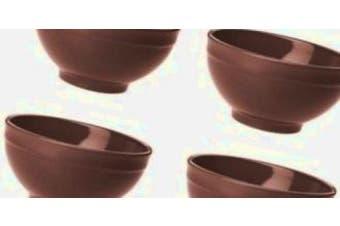Emile Henry Cereal Bowls, Set of 4, Sand
