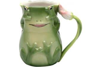 Appletree 10.5cm Fairy Frog Porcelain Mug