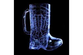 Fun Express Cowboy Boot Mug (Single) 1 Clear