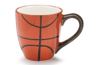 Basketball Coffee Mug/Cup For Sports Fans Great Gift