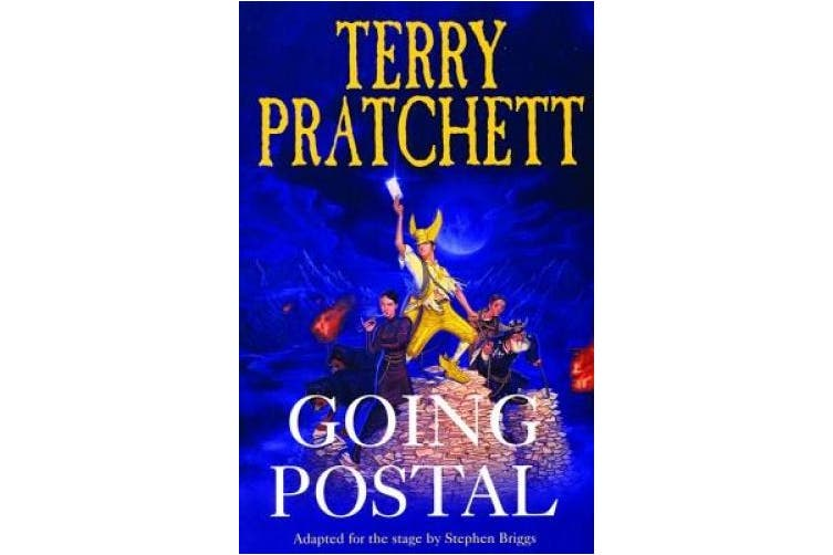 """""""Going Postal"""": Stage Adaptation (Modern Plays)"""