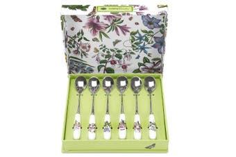 Tea Spoon Set of 6 Botanic Garden Portmeirion