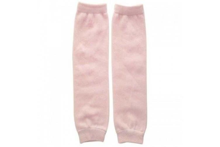 Blossom Pink Leg Warmers