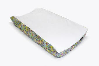 Ah Goo Baby Changing Pad Cover, Bloom