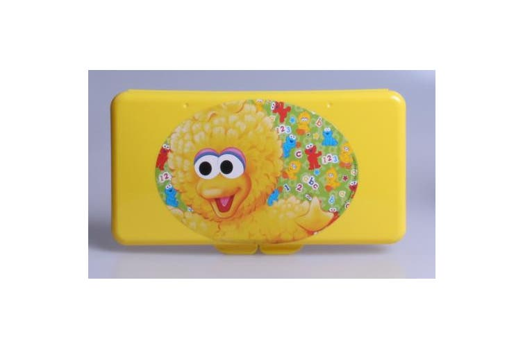 Sesame Street Wipes Travel Case (Each item is sold individually)