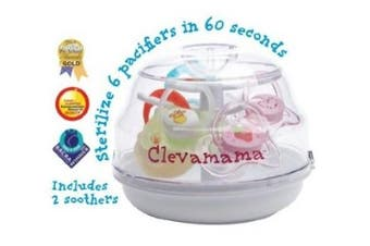 Clevamama Pacifier Microwave Steriliser