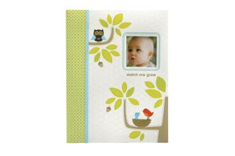 Carter's 5 Year Baby Memory Book, Woodland
