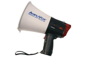 Amplivox S604 Safety Strobe 10-Watt Megaphone