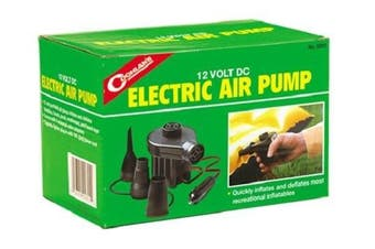 (12-Volt DC) - Coghlan's Electric Air Pump, 12-Volt DC