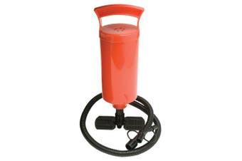 BSN Sports Two Way Hand Pump, 4.3m