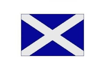 Scotland Scottish St. Andrews Navy Blue 5'X3' Flag