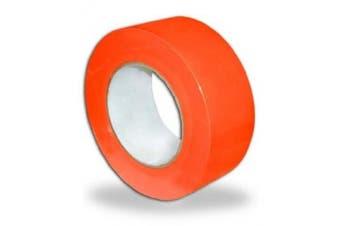 Orange 5.1cm X 60 Yards Floor Marking Tape