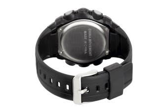 Armitron Men's 408209BLK Chronograph Black Digital Sport Watch