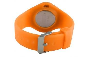TKO ORLOGI Women's TK595OR Beach Lightweight Orange Rubber Watch