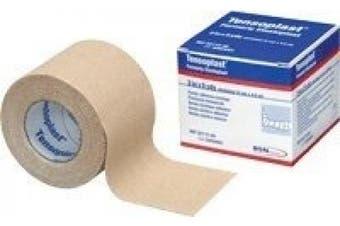 Tensoplast Elastic Adhesive Bandage, Tensoplast Tape 10.2cm X 5 Yd