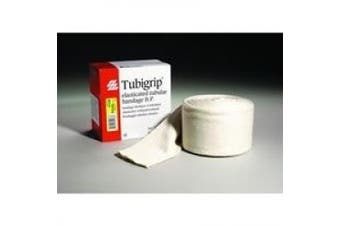"ConvaTec Tubigrip Elastic Tubular Bandage Large thighs - G (Natural Colour), 4(1/2)"" W x 33' L"