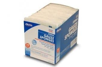 5.1cm x 5.1cm Gauze pads, sterile (50pkgs of 2)