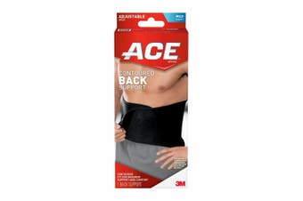 ACE 205324 Contoured Back Support