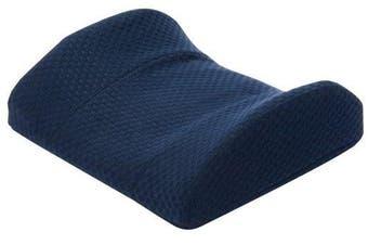 (bac/Blue) - Carex Health Brands P10600 Lumbar Support Cushion