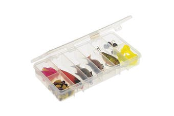 (8 COMPARTMENT, Clear) - Plano Standard Stowaway Utility Boxes