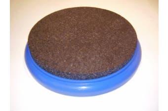 Royal Blue Padded Bucket Lid Royal Blue Frame/Black Pad by Bucket Lidz 2.5cm Pad