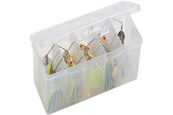 (One Size) - Plano Spinner Bait Box with Removable Racks