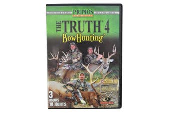 Primos The Truth 4 Bowhunting DVD