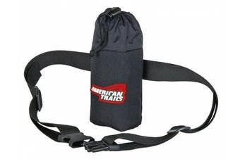 American Trails - Insulated Water Bottle Holder - w/ 650ml Water Bottle & Removable Belt