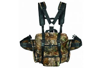 (realtreeap) - Allen Company Pathfinder Fanny Pack with Shoulder Straps (Realtree Ap)