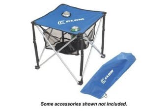 Clam Quick - pack Square Table with Case