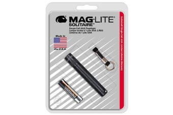 (black) - Mag Instrument Black Solitaire Flashlight K3A016