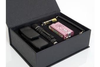 Brite Strike LSREB60HLS-Pink Lightning Strike Personal Protection System, Pink