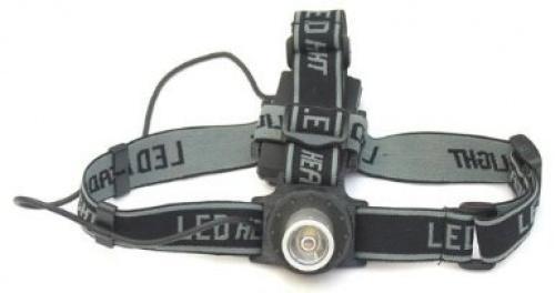 Kaito 1 Watt Super Bright LED Headlamp HL001