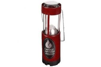 Uco 350387 Candle Lantern - Red